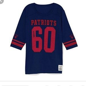 Vs pink new england Patriots Jersey